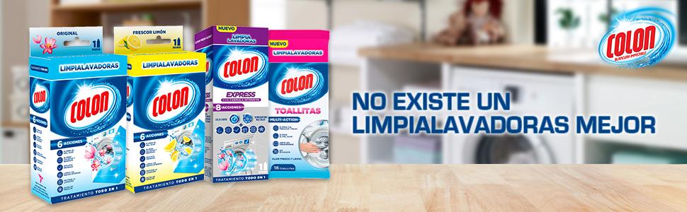 COLON LIMPIALAVADORAS
