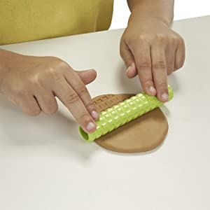 play-doh toaster play set