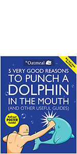 punch a dolphin in the mouth