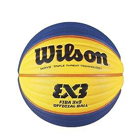 SALOMON Fiba Pelota, Unisex, Naranja, 6: Amazon.es: Deportes y ...