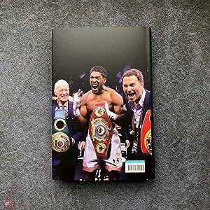 Eddie Hearn Relentless Sunday Times Business Bestseller Anthony Joshua Matchroom