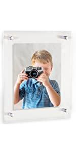 Acrylic Floating Frame