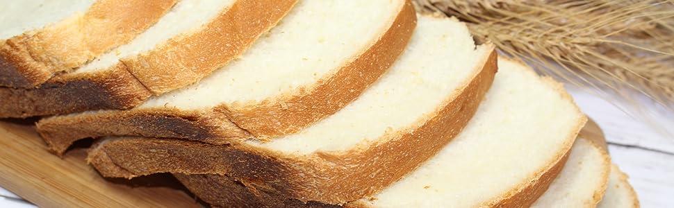 食パン&小麦
