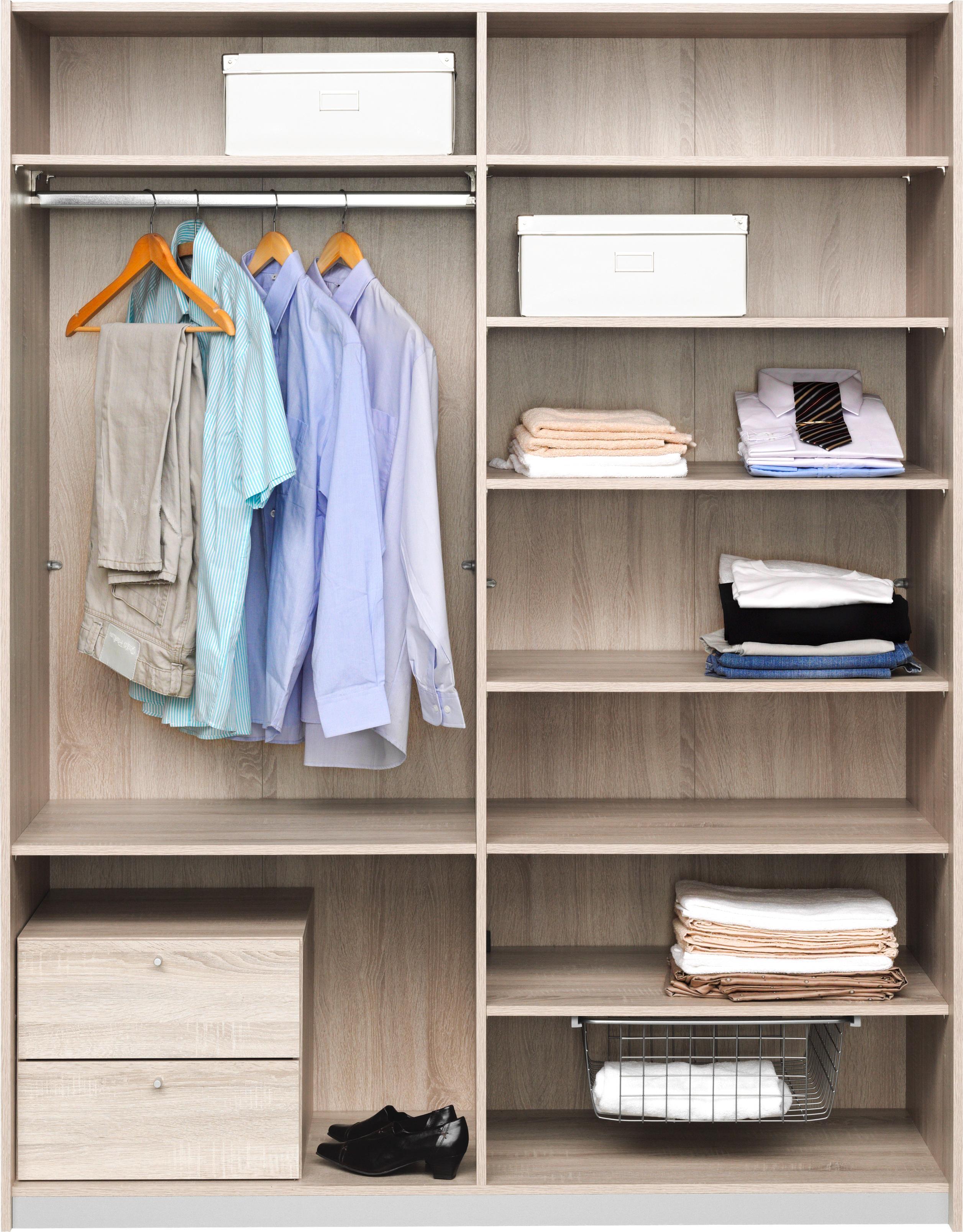 schwebet renschrank soft plus smart typ 42 120 x 194 x 61cm eiche eiche spiegel. Black Bedroom Furniture Sets. Home Design Ideas