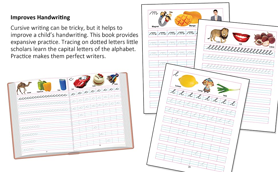 cursive writing, Handwriting books, dreamland publications, early learning, writings books