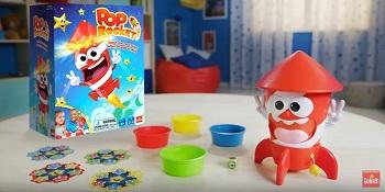 Pop Rocket Kid's Game