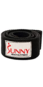 Amazon.com : Sunny Health & Fitness 60 in Threaded Chrome
