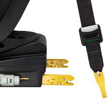 Bébé Confort;portabebés coche;silla infantil para coche;milofix;módulo3;imagen4;instalación ISOFIX