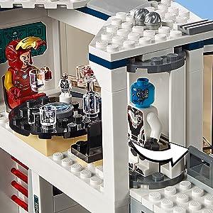LEGO, toys, Avengers, construction