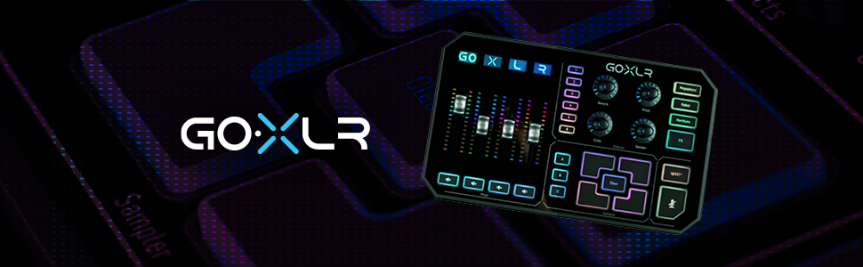 GoXLR by TC Helicon