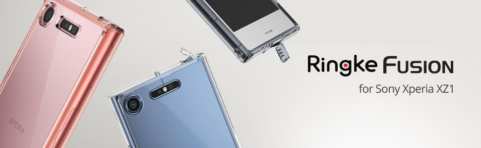 Husa Sony Xperia XZ1 Ringke Fusion