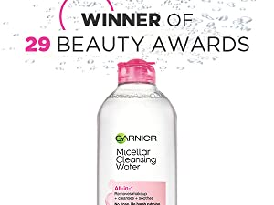 waterproof makeup micellar water