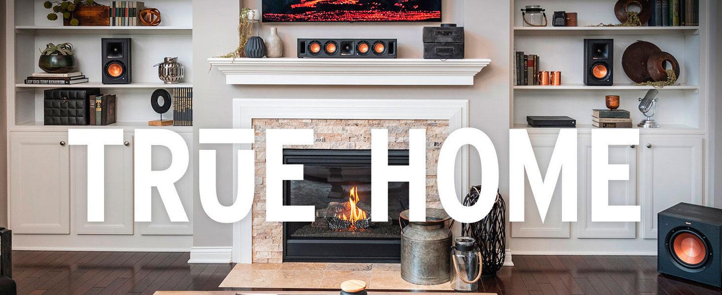 True Home, Klipsch, Reference Wireless, WiSA