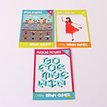 Brain Games Kids Categories