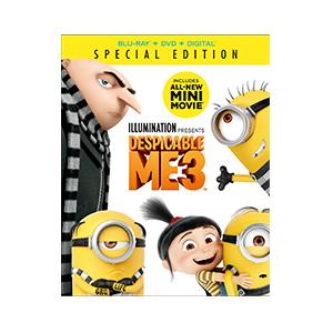despicable me, despicable me 2, despicable me 3, minions, gru, agnes, collection, illumination, gift