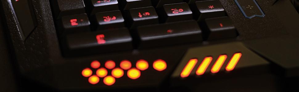 hjh OFFICE 621889 silla de gaming RACER SPORT piel sintética rojo / negro, apoyabrazos plegables, respaldo inclinable, silla oficina, silla racing
