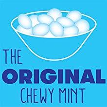 original chewy mint, mentos