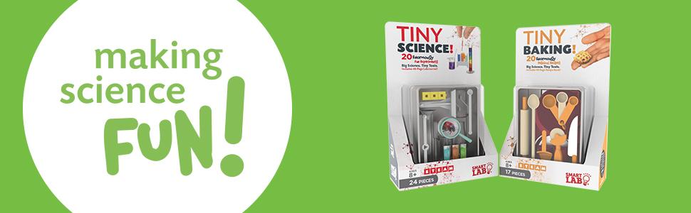 Tiny Science, Tiny Baking