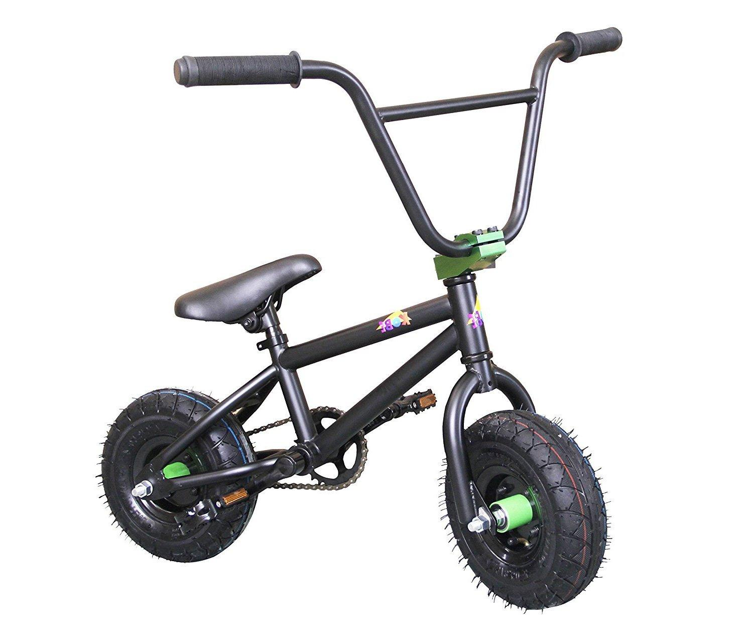 Kobe 40 22002 Mini Bmx Bike Black Green Sports Outdoors