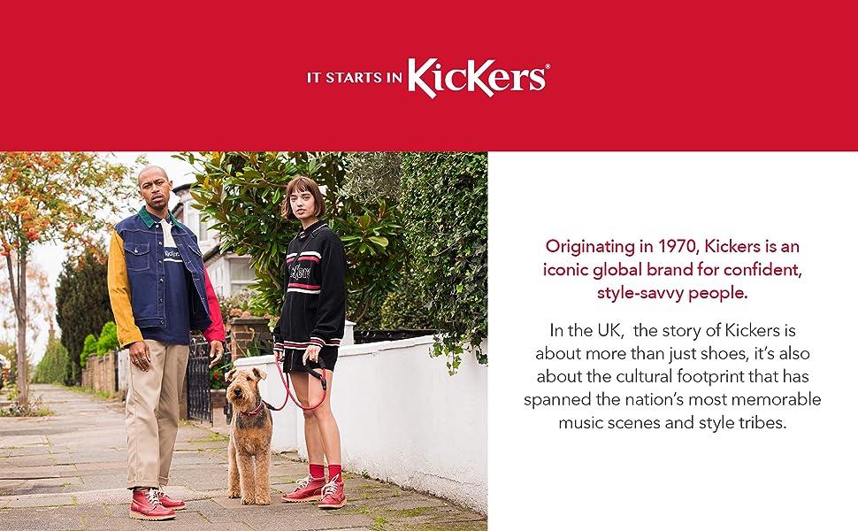 Kickers.