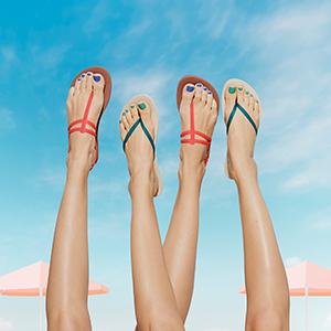 REEF Womens Escape Flip-Flop