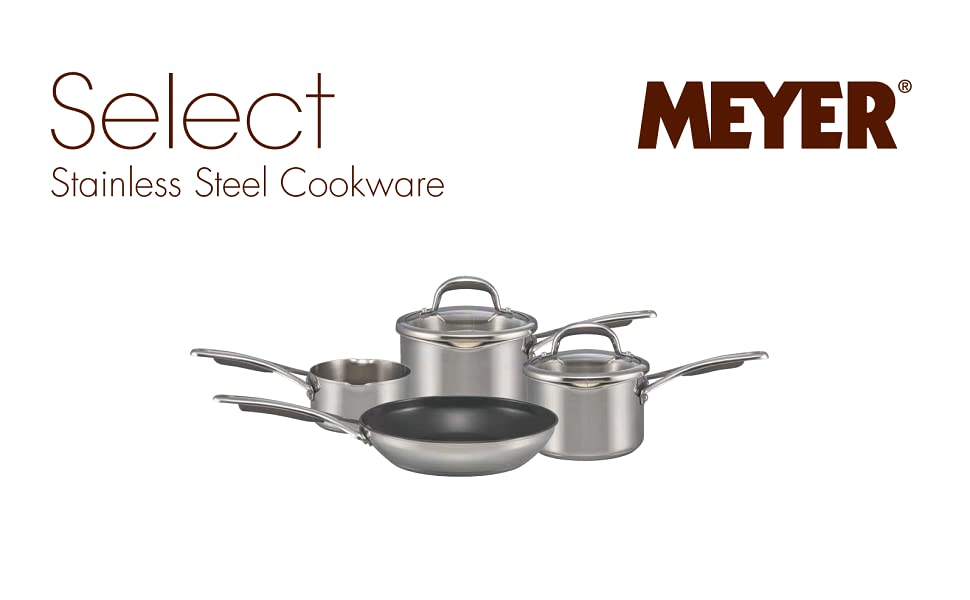 Meyer Select Cookware