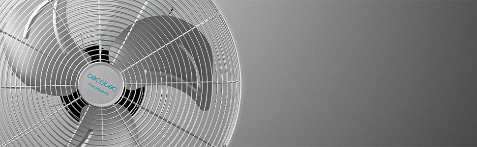 Cecotec EnergySilence 4100 Pro. Ventilador Industrial de m‡xima ...