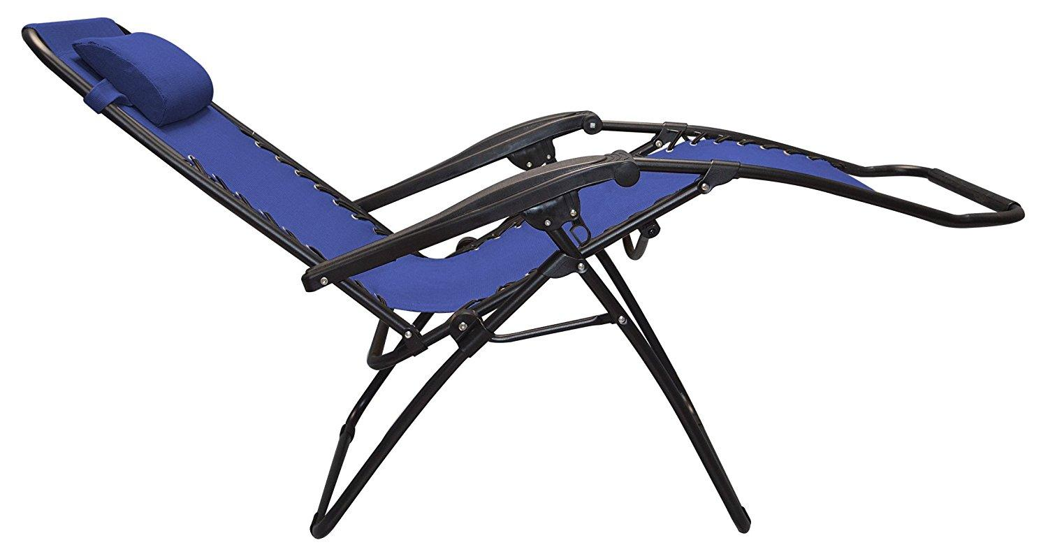 zero gravity patio chair reclining  sc 1 st  Amazon.com & Amazon.com: Caravan Sports Infinity Zero Gravity Chair Blue ... islam-shia.org