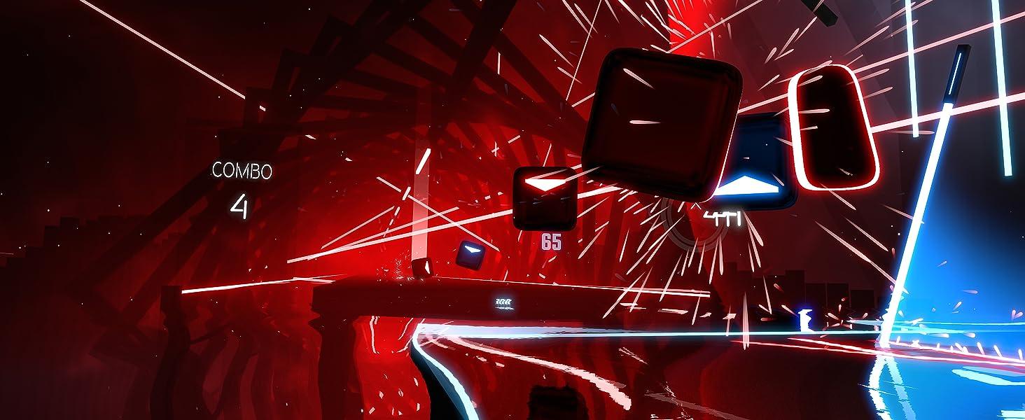 Amazon com: PlayStation VR - Borderlands 2 and Beat Saber