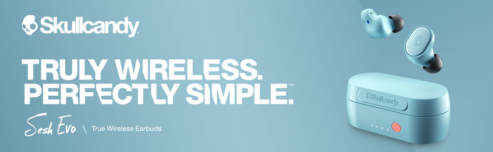 Sesh Evo - True Wireless Perfectly Simple