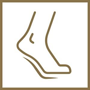 best Socks with cushion, full cushion socks, partial cushion socks, zoned cushioning socks,