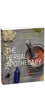 Herbal Apothecary Medicinal Foraging Guides
