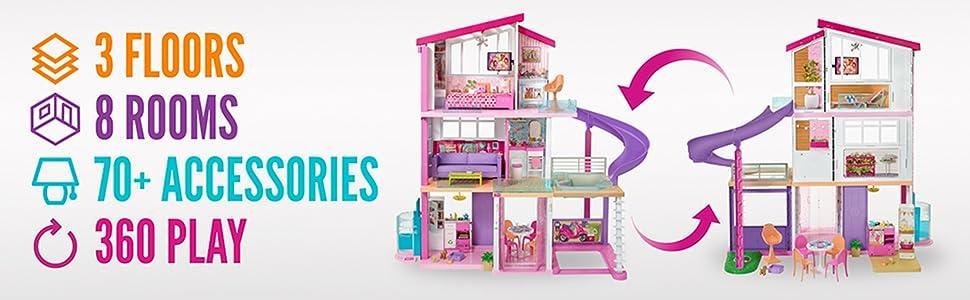dreamhouse; barbie