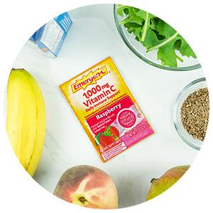 Emergen-C, EmergenC, Powder, Vitamin C, Immune Support, Drink Mix, Vitamins, Raspberry Powder