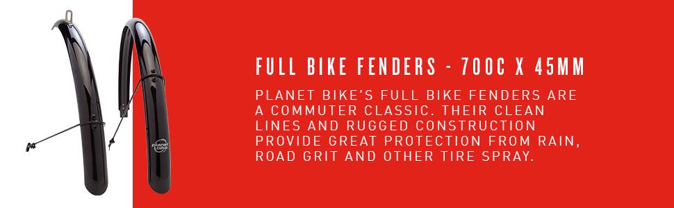 full fenders