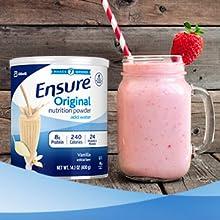 ensure original shake
