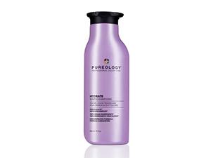 pureology hydrate moisturizing shampoo dry hair