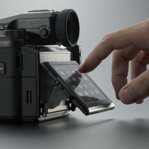 LCD;Touchscreen