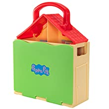 peppa pig toys on the go