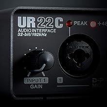 32-bit 192kHz audio resolution