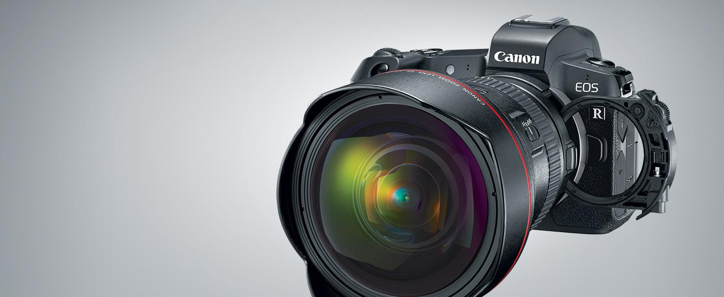 EOS R , Canon EOS R Mirrorless
