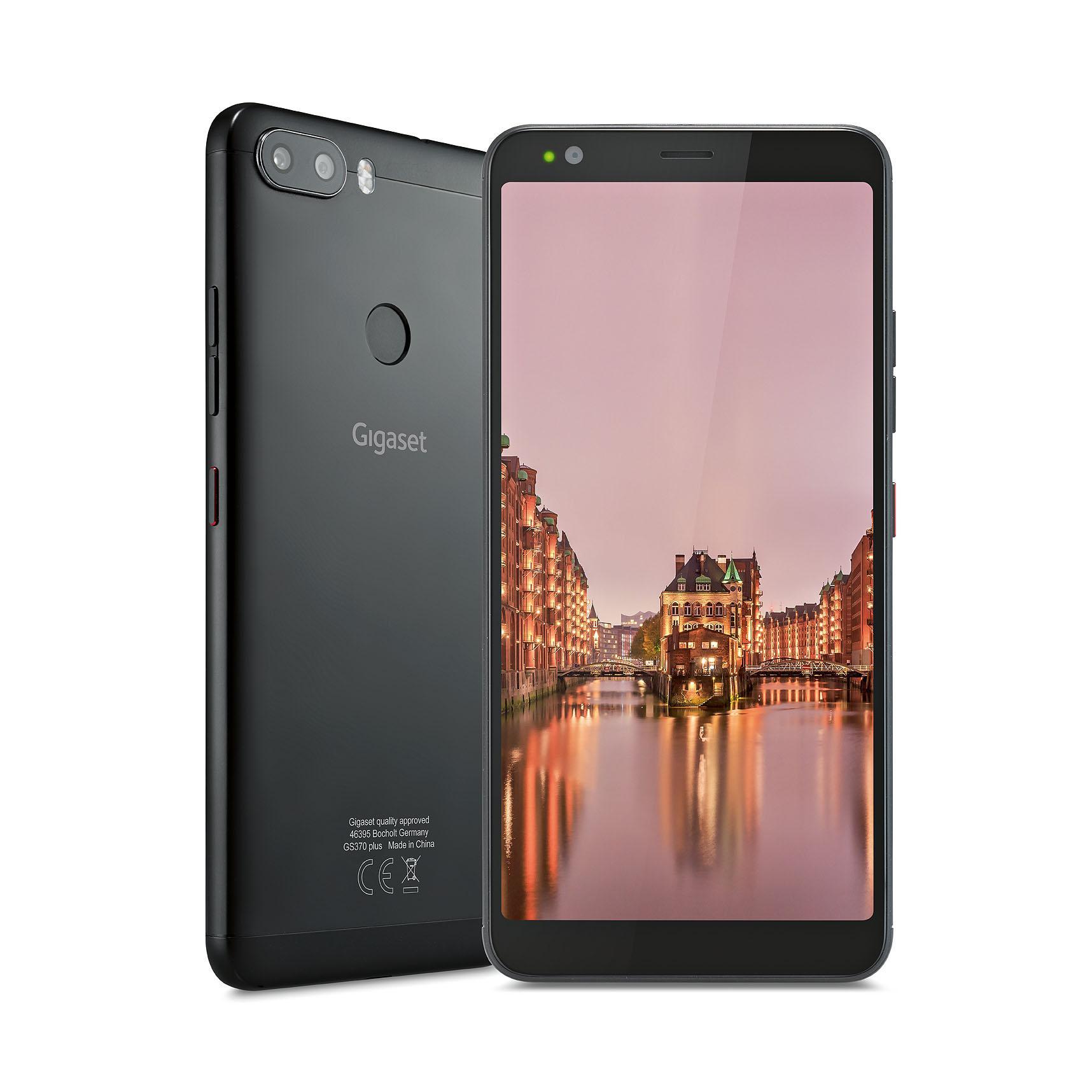 Gigaset GS370 plus Smartphone: Amazon.de: Elektronik
