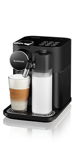 Amazon.com: Nespresso by DeLonghi EN650W Gran Lattissima ...