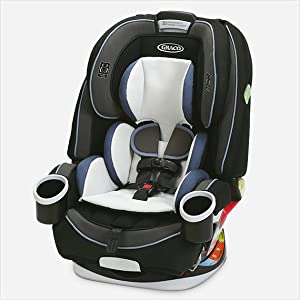 1 All In One Car Seat 4 Ways To Ride