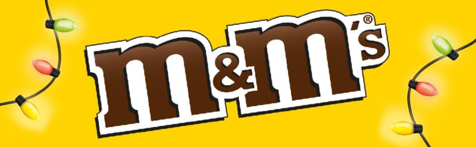 M&M'S; Weihnachten; Knabber; Schokolade