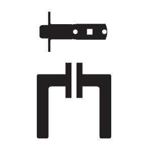 halifax, kwikset, door lever, door handle