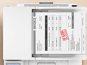 convenience convenient copy scan fax 35-sheet page document feeder ADF business