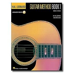 Hal Leonard Guitar Method Book 1: Bk/Online Audio: Schmid