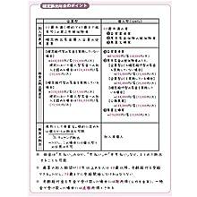 解答解説は抜き取り式の別冊&赤シート対応