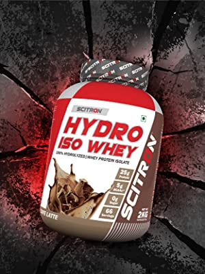 hydro iso cafe latte